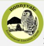 Bonnyvale Environmental Education Community Logo